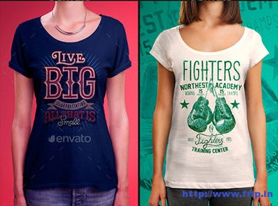 Women-T-–-Shirt-Mockups
