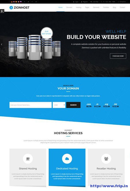 Zion-Host-Web-Hosting-WordPress-Theme