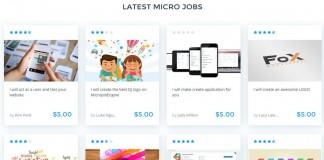 MicrojobEngine Micro Job WordPress Theme Archives   Frip in