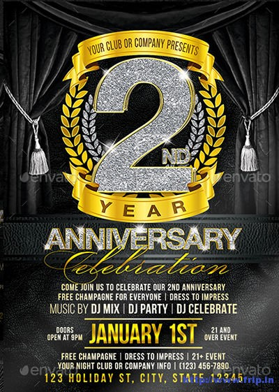 Anniversary-Celebration-Flyer-Template