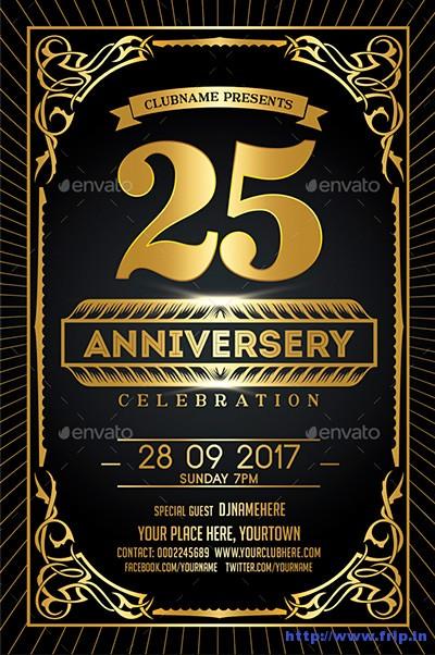 Anniversary-Event-Celebration-Flyer