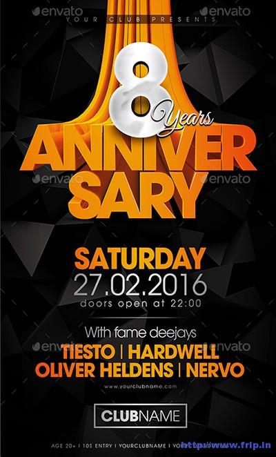 Anniversary-Flyer