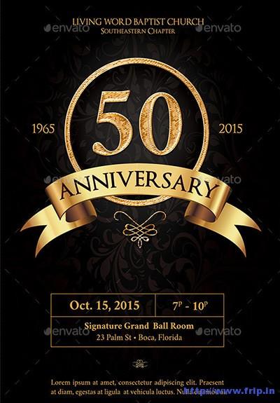Anniversary-Flyer-Templatess
