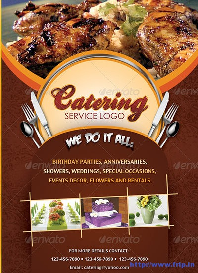 Catering-Menu-Template