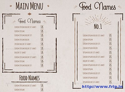 Elegant-Food-Menu-IV
