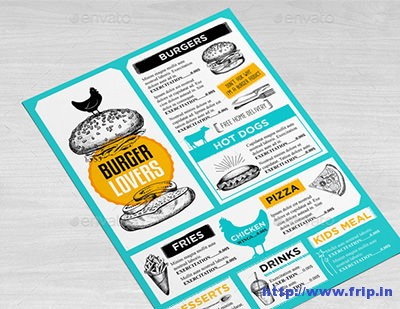 Menu-Restaurant-Template