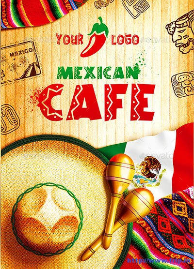 Mexican-Menu-Template-