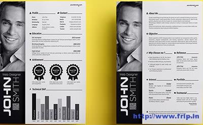 Professional-Resume-Set-2