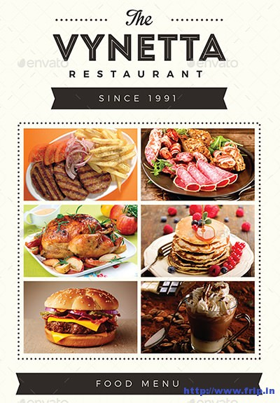 Simple-Restaurant-Food-Menu