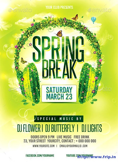 Spring-Break-Flyer