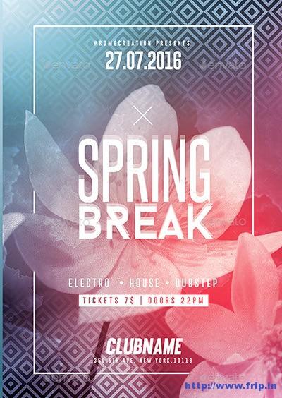Spring-Break-Party