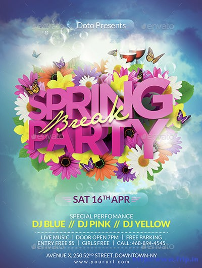 Spring-Flyer-Template-–-Image-Included