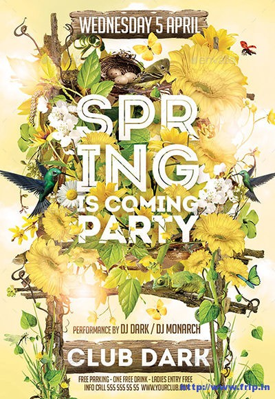 Spring-Is-Coming-Party