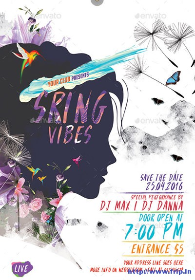 Spring-Vibes-Flyer-Template