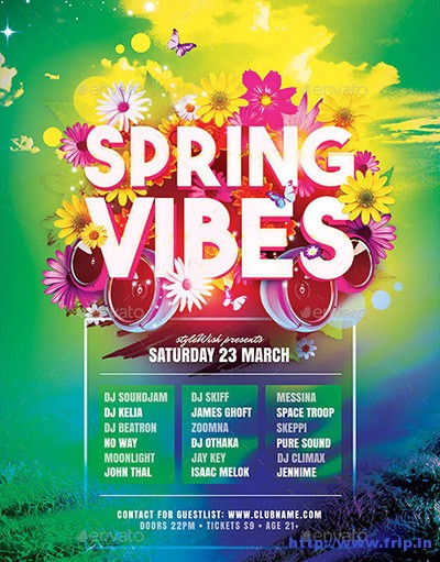 Spring-Vibes-Flyer