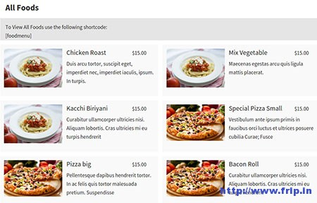 TLP-Food-Menu-WordPress-Plugin