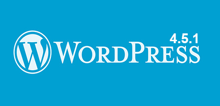 wordpress4.5.1-available
