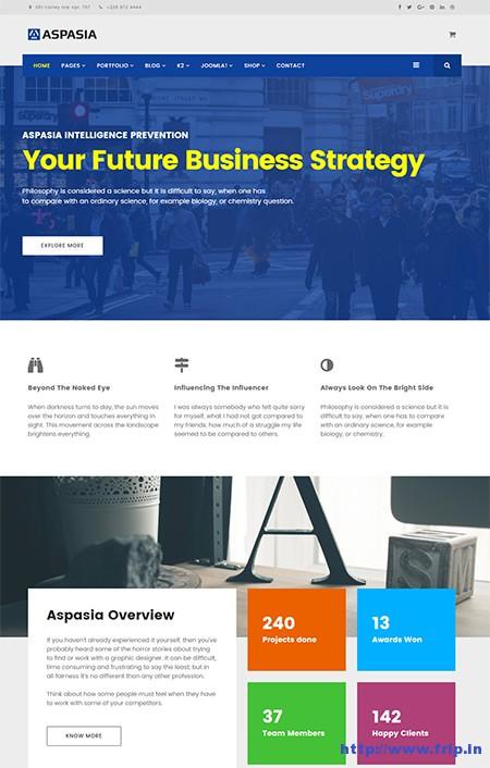 Aspasia-Business-Joomla-Template