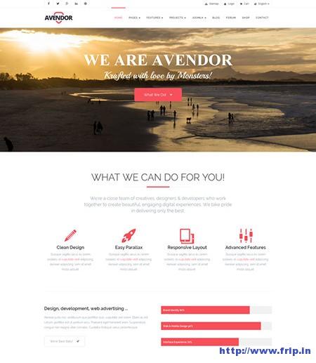 Avendor-Multi-–-Purpose-Joomla-Template