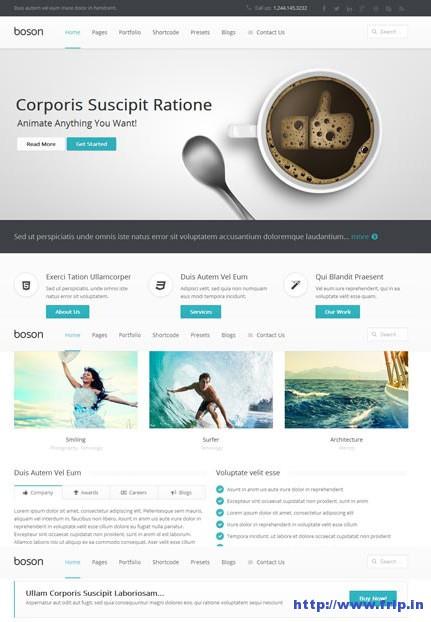 Boson-Multipurpose-Joomla-Template