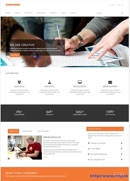Corporex-Business-Joomla-Template