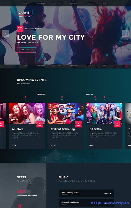 Jarvis-night-club-wordpress-theme