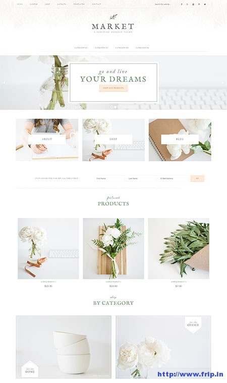 Market-Feminine-Genesis-WordPress-Theme