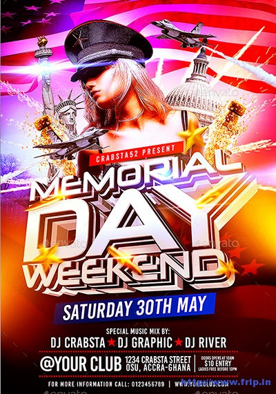 Memorial-Day-Flyer-Template-2