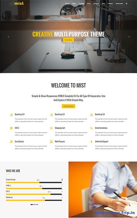 Mist-Responsive-Joomla-Template