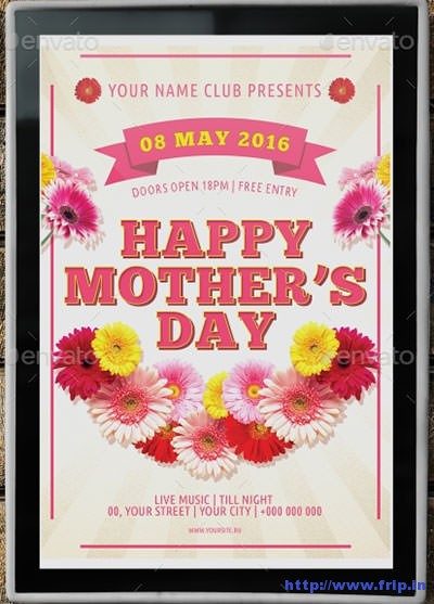 Mother's-Day-Event-Template