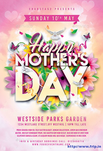 Mother's-Day-Flyer-Template