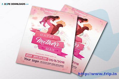 Mother's-Day-Flyer-Templates