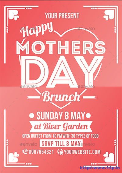 Mothers-Day-Brunch-Flyer-Template