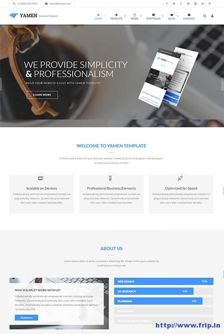 Yamen-Business-Joomla-Template