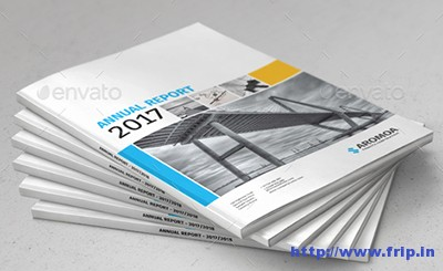 40-Pages-Annual-Report