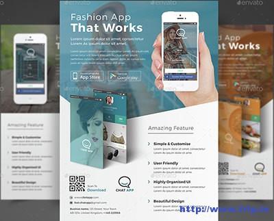 App-Promotion-Flyer