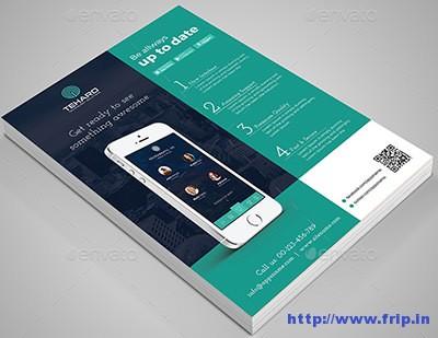 App-Promotional-Flyer