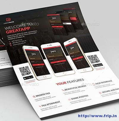 Apps-Promotion-Flyer