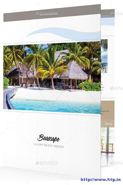Beach-Resort-Bifold-Halffold-Brochure-2