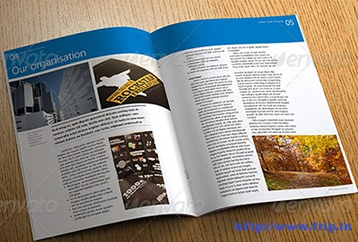 Bright-Annual-Report-Business-Brochure