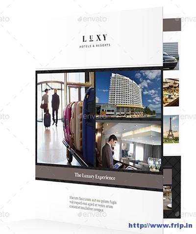 Hotel-Bifold-Half-fold-Brochure
