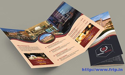 Hotel-Trifold-Brochure