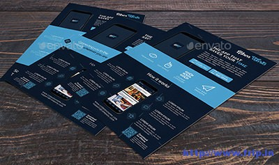Mobile-App-Flyer-Template-4