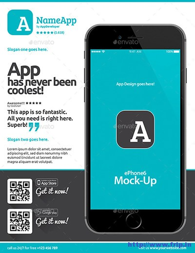 Mobile-App-Flyers-Template-13