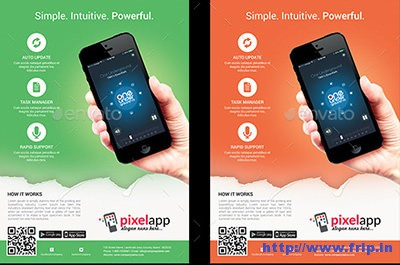Mobile-Apps-Flyers