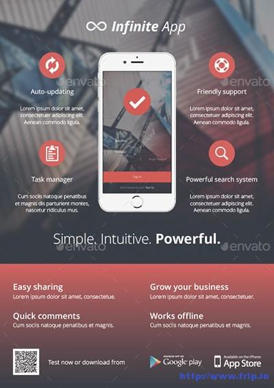 Mobile-Application-Promotion-Flyer