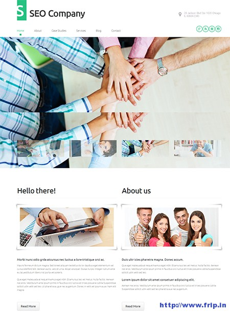 SEO-Company-WordPress-Theme