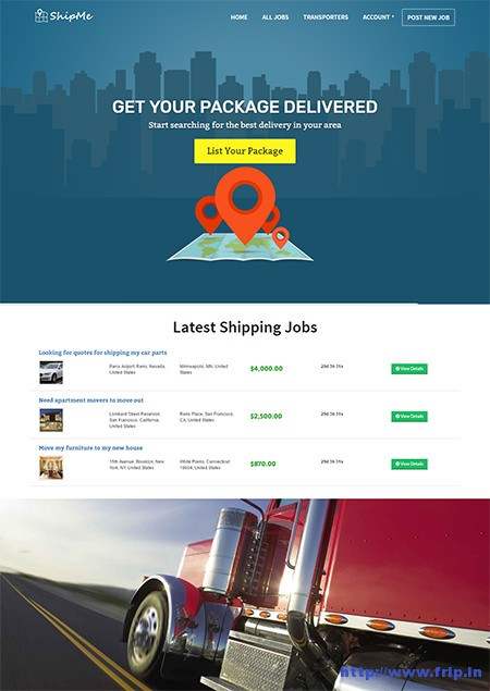 ShipMe-Marketplace-WordPress-Theme