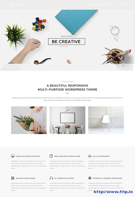 Sloven-SEO-WordPress-Theme