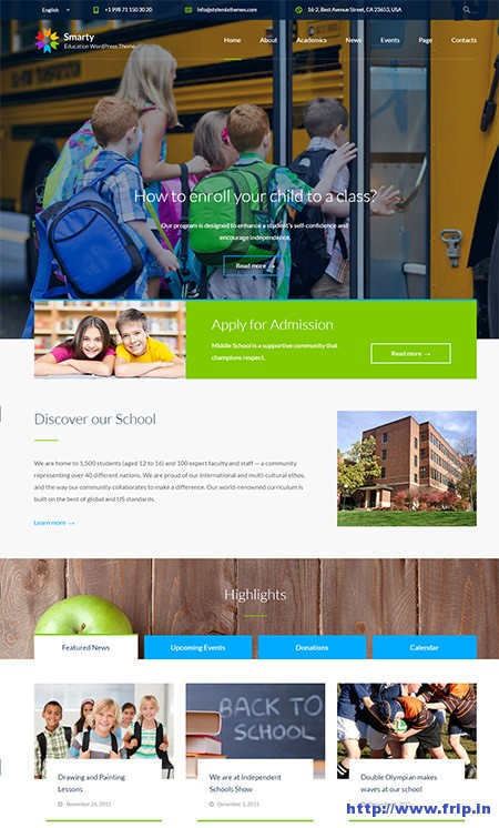 Smarty-Learning-&-Education-WordPress-Theme